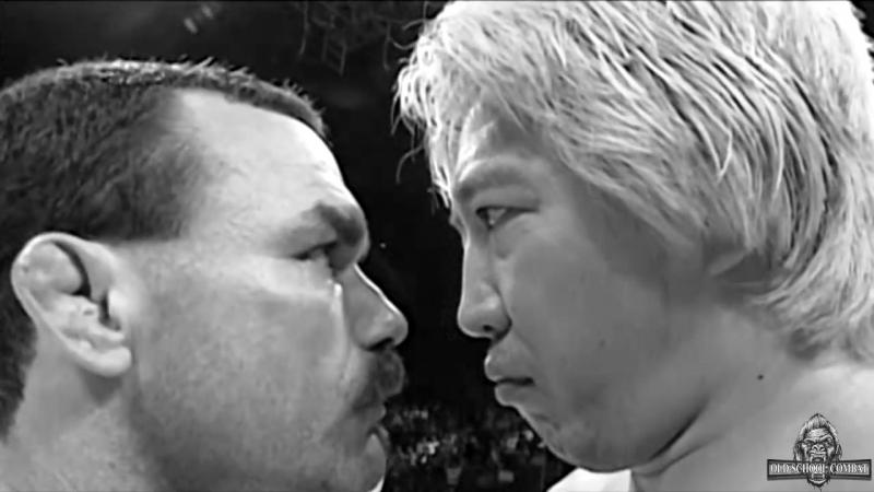 ДОН ФРАЙ VS. ЙОШИХИРО ТАКАЯМА - ЛЕГЕНДАРНЫЕ БОИ _ Don Frye vs Yoshihiro Takayama