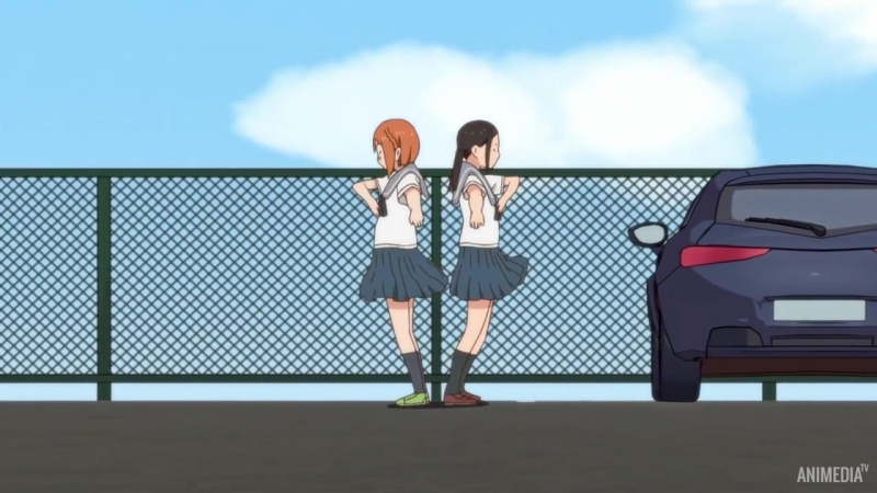 Chio-chan no Tsuugakuro Дорога в школу Чио-чан - 5 серия [Озвучка LolAlice Satsuki (AniMedia)]