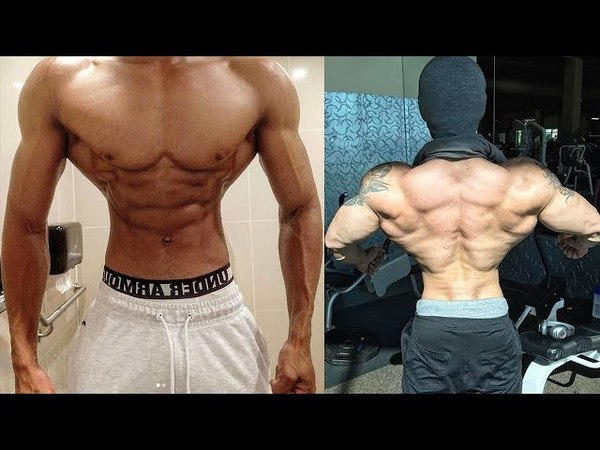 Super Small WAISTS 😲 INSANE Shoulder to Waist Ratio - Physiques - FUTURE OF AESTHETICS