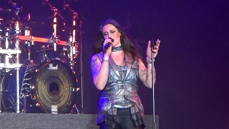 Nightwish - Gethsemane (Live @ Fortarock 2018)