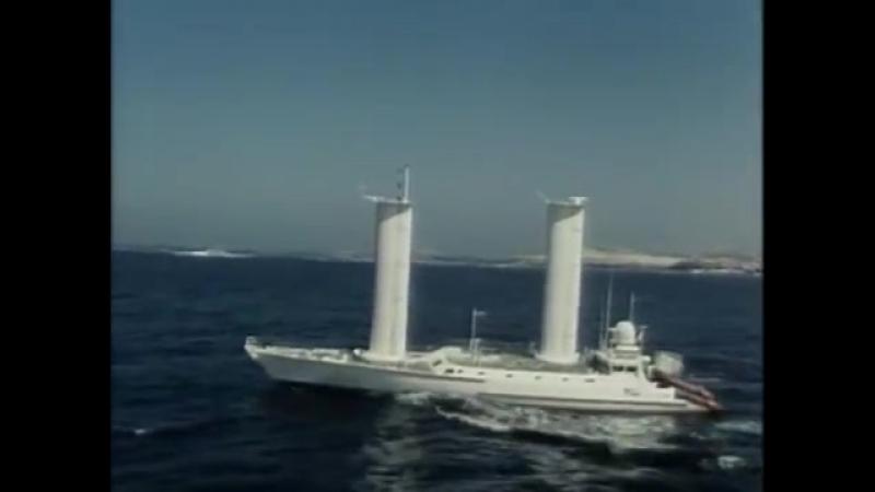 1987 Острова пролива Беспокойные воды - Подводная одиссея команды Кусто