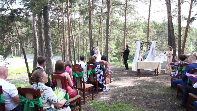 Свадебный клип Дениса и Юлии
