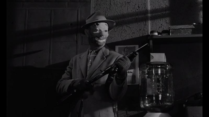 The Killing - Atraco perfecto (1956) Stanley Kubrick - subtitulada