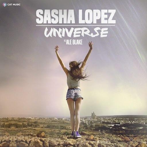 Sasha Lopez альбом Universe (feat. Ale Blake)