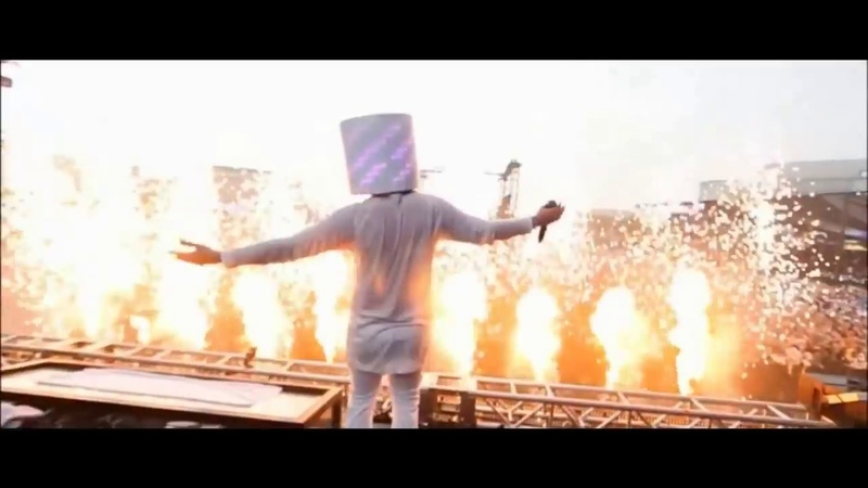 Marshmello Ookay - Living High (Fan video)
