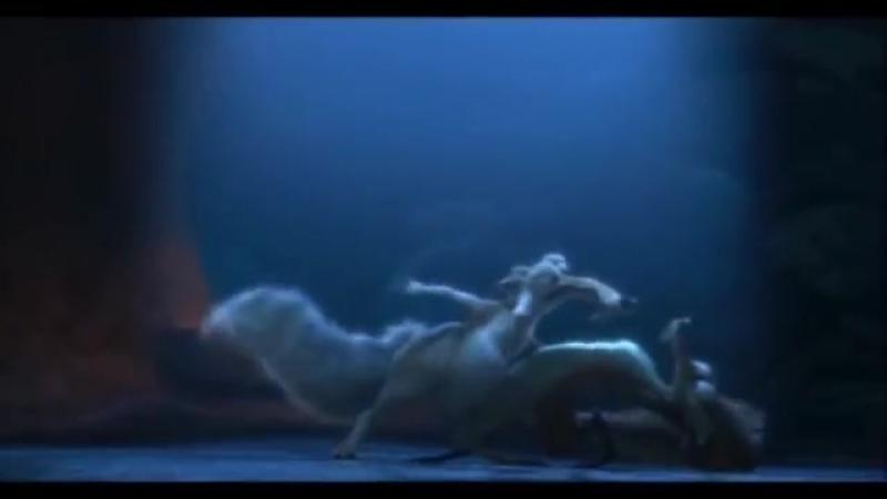 Танец в мультфильме Ледниковый период 3