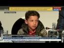 Очевидцы о химатаке в Думе Хасан и его отец