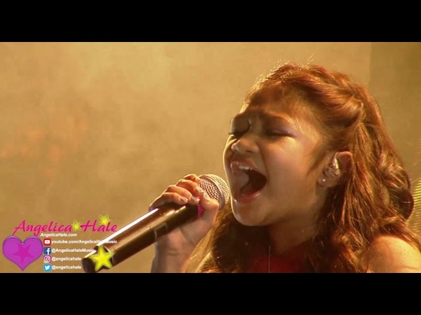 Angelica Hale Performing Girl on Fire at AGT Las Vegas Live! 2017 @ Planet Hollywood (1 of 3)