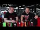 Александр Новинский Яростная тренировка Интервью