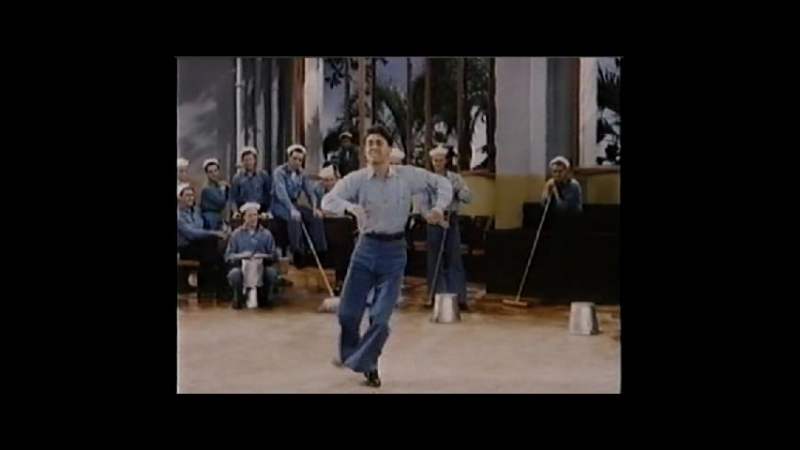 Johnny Coy Tap Dance Routine