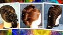 Три красивые прически на длинные волосы 💖💖💖