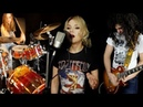 Black Dog Led Zeppelin Cover Sina feat Alyona and Andrei Cerbu