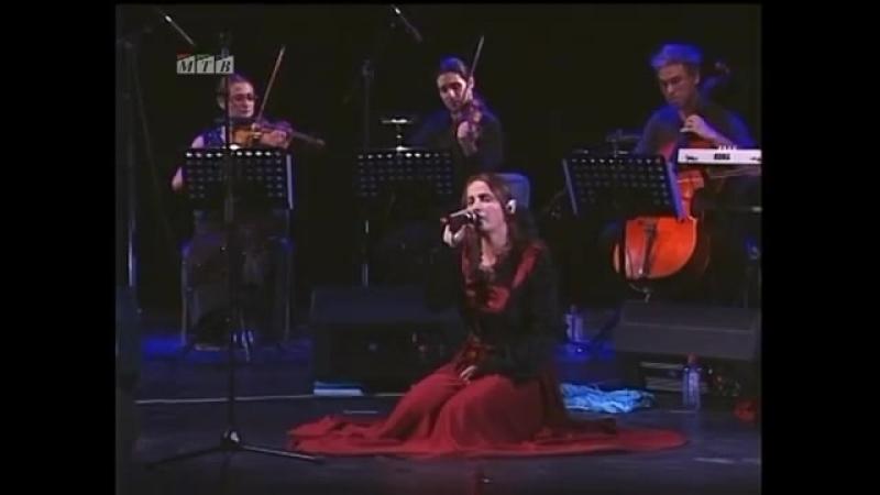 Елена Христова Горан Траjкоски - Калина, live at MOT, MКЦ, Скопje, 28.09.2011