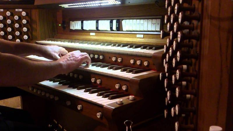 Albinoni - Adagio for Organ