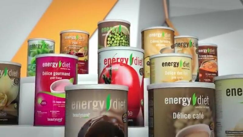 Весь комплекс, в одной тубе! Безупречный комплекс Energy Diet