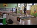 Гиревой спорт. Классический рывок. Шпет Виктор до 105 кг. 35 Летние Сельские Спортивные Игры 2018