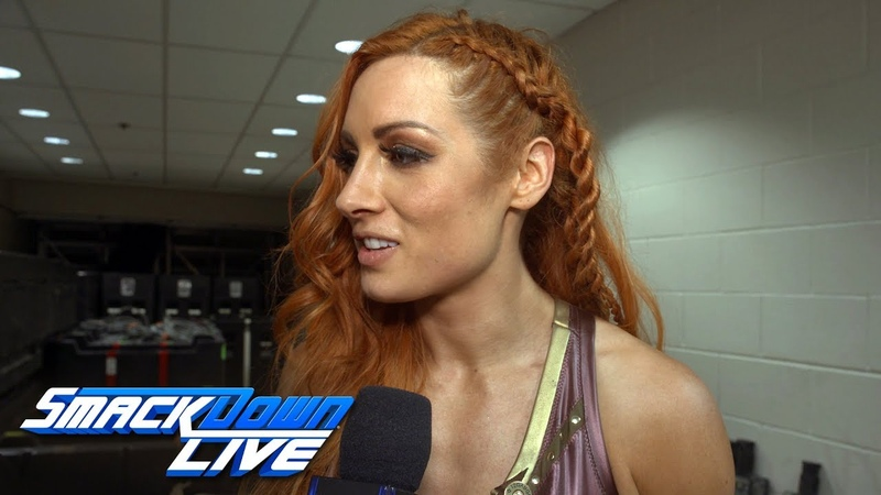 BLOG_video | Becky Lynch is determined to face Carmella at SummerSlam: SmackDown Exclusive, July 17, 2018