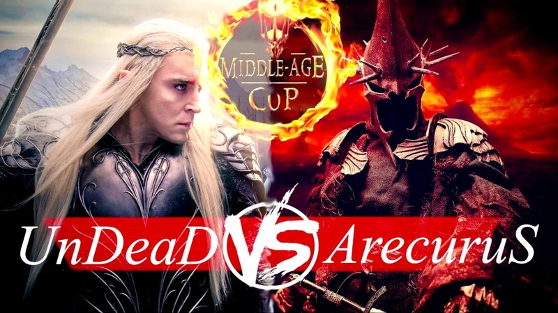 Турнир Властелин Колец: Middle Age Cup - UnDeaD vs ArecuruS (Группа E, первый тур)