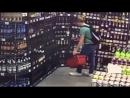 Украл алкоголь и засунул в штаны Северодвинск