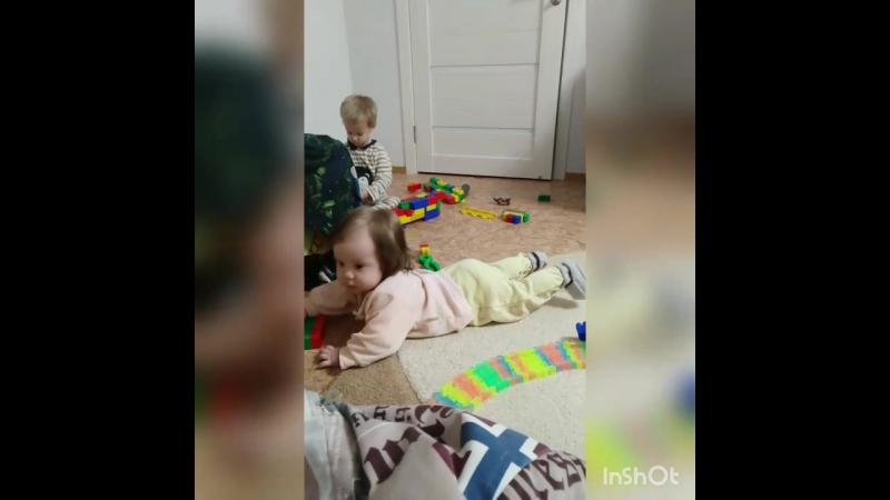 45 секунд тишины)) оставшись мгновенье - ты прекрасно ))