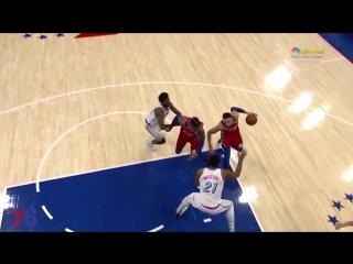 Ben Simmons | Highlights vs Heat (2.14.18)