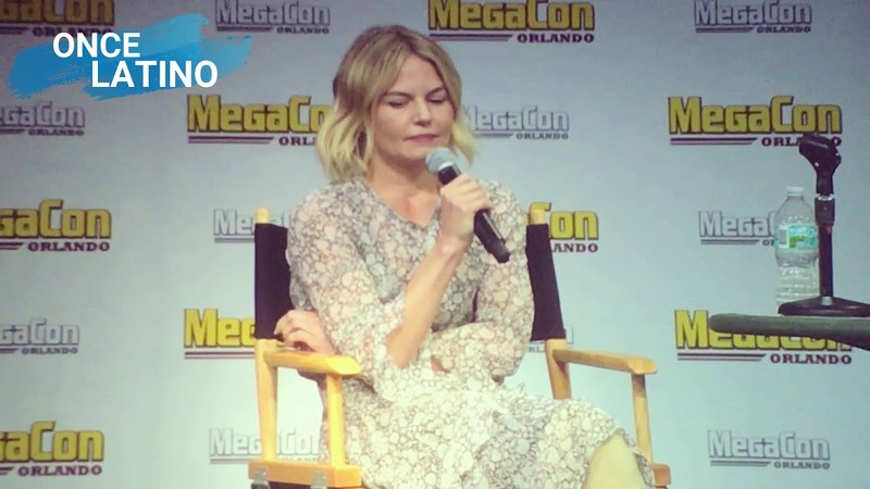 Jennifer Morrison MegaCon Orlando Panel (260518)