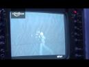 Пуск ракеты из ЗРК Оса по вертолету Ми-8 Сирийской Армии