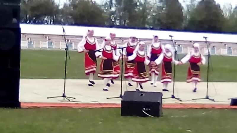 Танец. Колектив Слънчице