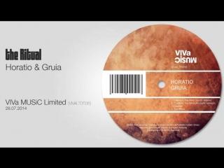 Horatio  Gruia - The Ritual (Original Mix)