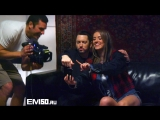 Eminem: Behind The Scenes - River ft. Ed Sheeran & Sarati