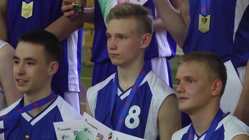 ФИНАЛ Чемпионата на кубок Молодежной организации ПАО Татнефть