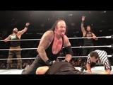 The Undertaker, Roman Reigns &amp Braun Strowman team up at WWE Live Event