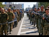 Ополченцы взяли в плен восемь хохловыродков из карательного батальона  Айдар