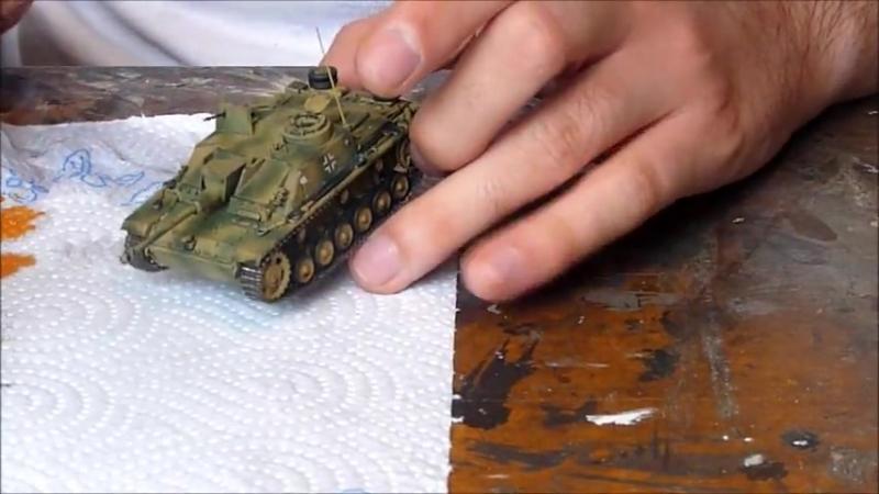 Dragon StuG III G in 1 72 scale Part III