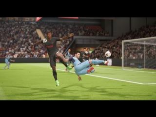 FIFA18 красивый гол престижа в Дейли Нокауте от Агуэро