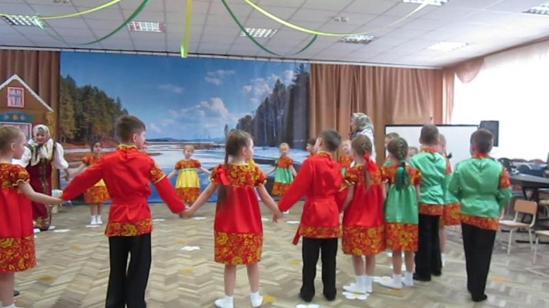 MVI 9193 мастер класс На завалинке в 23 детском саду 30 03 2018