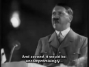 Adolf Hitler Closing Speech Triumph Of The Will (1934)