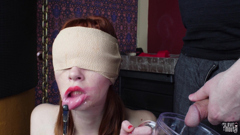 Alexa Nova. Slave Mouth. [ Asslicking, FaceFucking, Rimjob, Rough Oral, Spitting, Gagging, Skinny, Pee Drinking, Cum Swallow ]