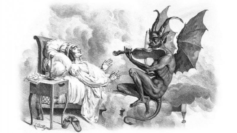 Tartini Devils Trill Sonata Salvatore Accardo