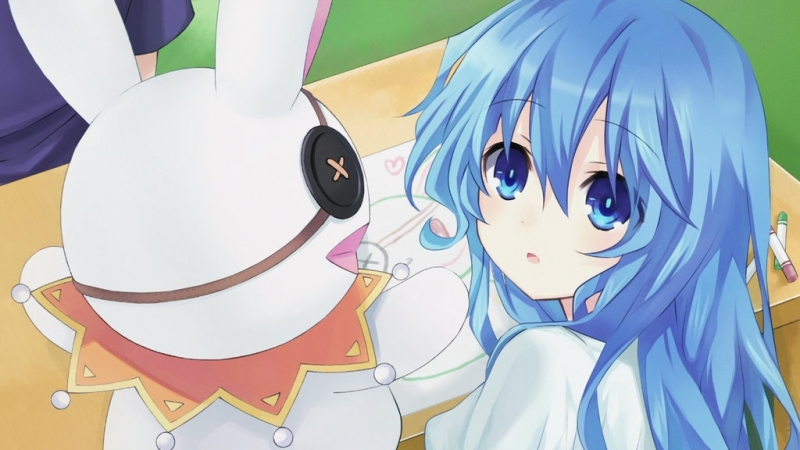 Date a live amv love somebody