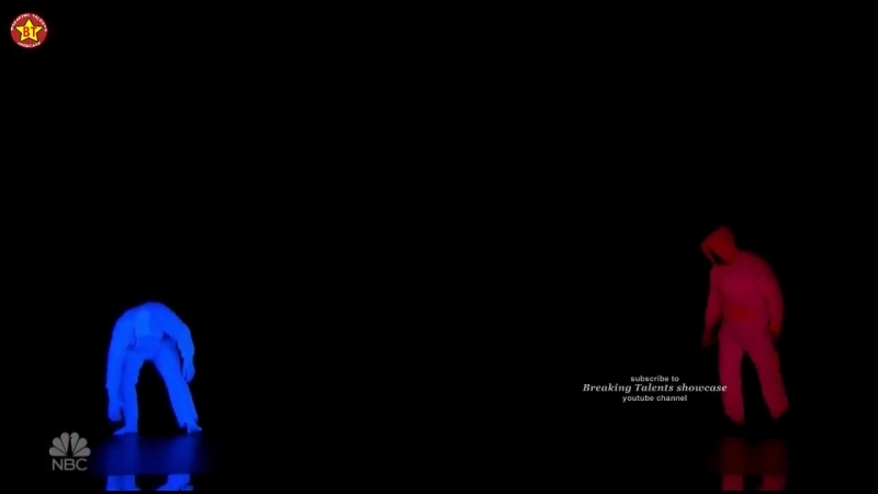 UDI Dance Illumination Dance Group Takes On Good Vs Evil Battle Americas Got Talent 2018