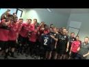 Футболисты «Штутгарта» записали видеообращение к Бенжамену,в котором спели караоке в его поддержку