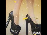 Девочки! Любите ли Вы платформу и высокий каблук, как люблю я))) ???Обувь просто обязана быть красивой, стильной или необычной.