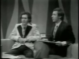 Andy Kaufman (First Television Appearance) Elvis live on Kennedy at Night (1972)