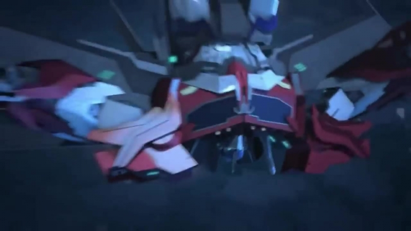 Трансформеры Прайм клип про Оптимуса прайма