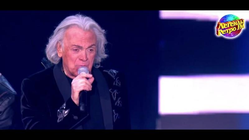 Riccardo Fogli - Storie Di Tutti I Giorni Live Retro FM Moscow 2017 HD