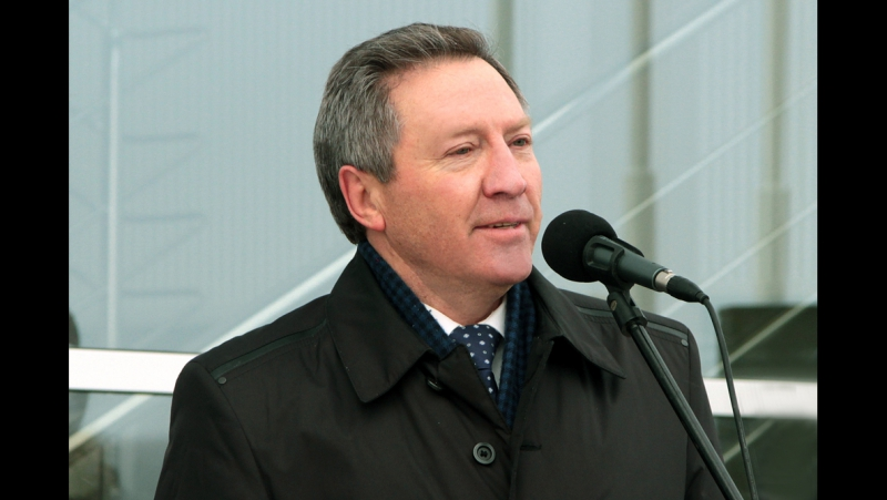 Олег Королев Открытие нового спортивного комплекса будет способствовать формированию приверженности к здоровому образу жизни