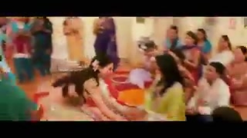 Индиский клип  Jad Mehndi Lag Lag Lag Jaave...