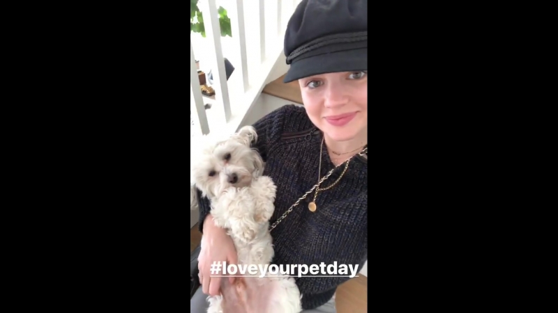 Lucy Hale's Instagram Stories 21 02 18