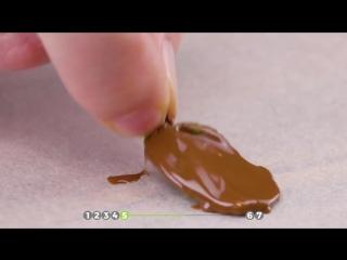 Шоколадные Украшения Для Десертов_ 7 Потрясающих Идей ~ Умный Дом ~